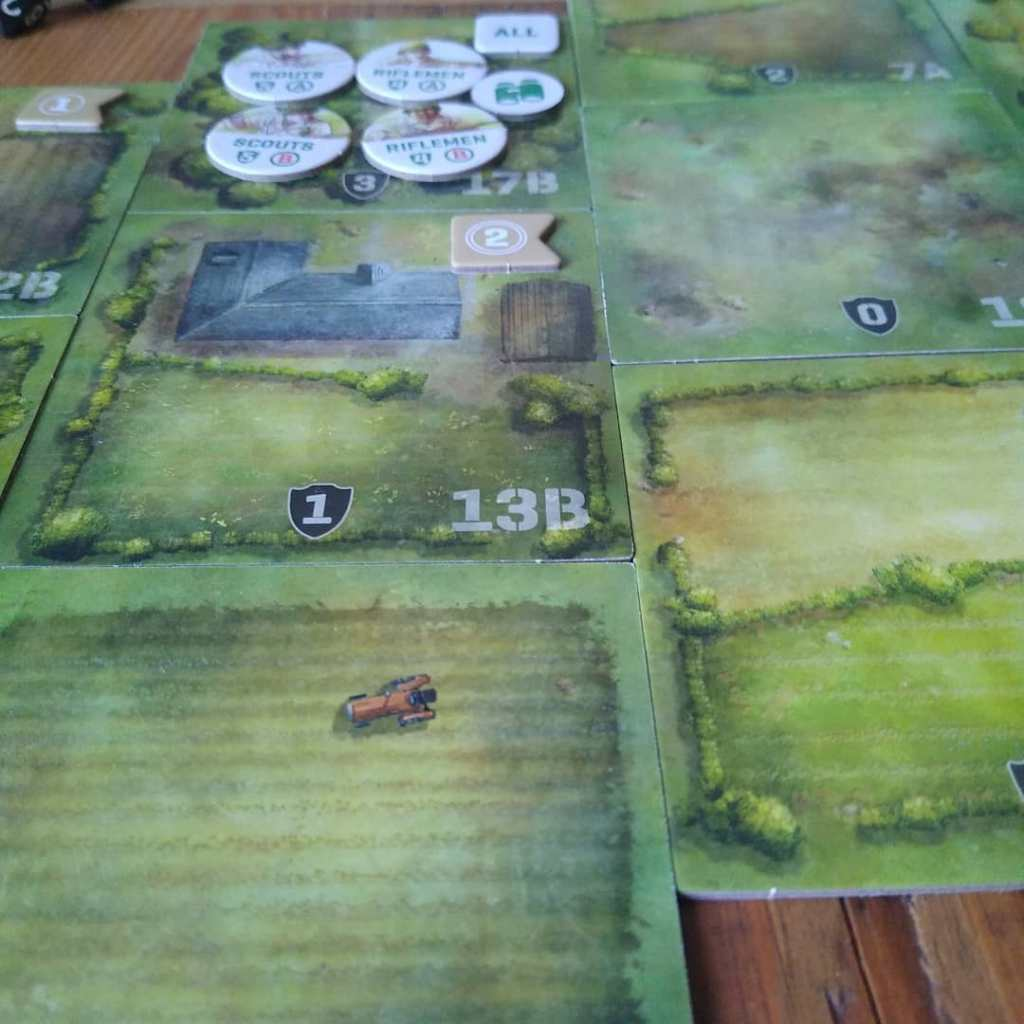 Review of the game undaunted Normandy.